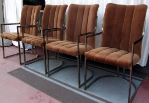 Vintage 1970s Pierre Cardin Chairs