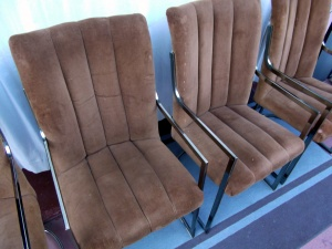 Vintage Pierre Cardin Chairs