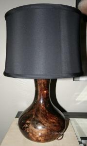 Aldo Tura Parchment Lamp